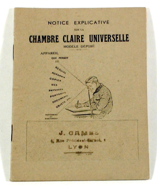 D coration chambre claire universelle notice dijon 22 for Chambre claire universelle